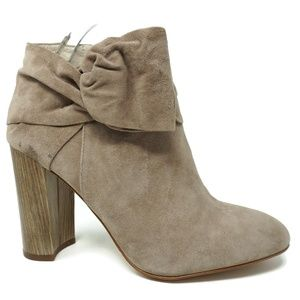 Louise Et Cie Theron Knotted Booties Size 9-9.5